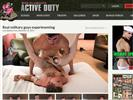 Soldier Gay website Active Duty