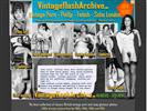 Vintage website Vintage Flash Archive