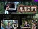 Reality Homosexual website Helpless Boys