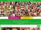 Bukkake website We Love Bukkake