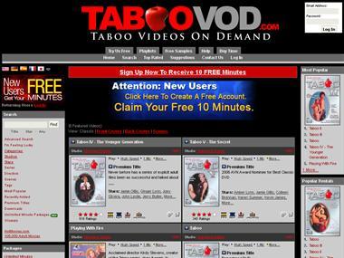 Taboo VOD