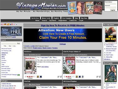 vintage porn websites