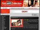 Ebony website Ebony Porn Movie Collection