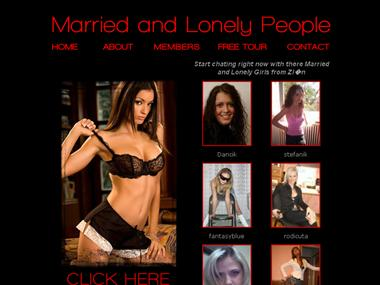 married and lonely husband dating