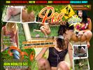 Peeing website Pee Hunters
