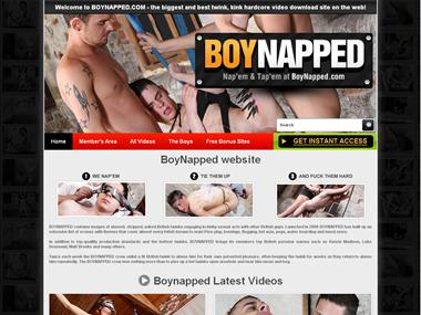 Boy Napped
