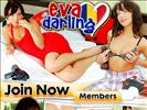 Solo Brunettes website Eva Darling