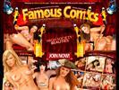 Celebrity website Famous Comics
