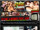 Dominatrix website Pure Abuse