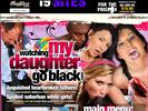 Interracial website Watching My Daughter Go Black