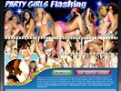 Orgy Party website Party Girls Flashing
