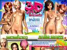 3D Girlfriends