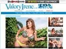 Biggest Boobs website Valory Irene