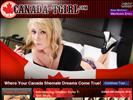 Shemales website Canada TGirl